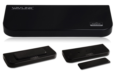 Wavlink Dual Video USB Docking Station HDMI & DVI/VGA