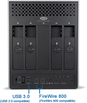 LaCie 4big Quadra USB 3.0
