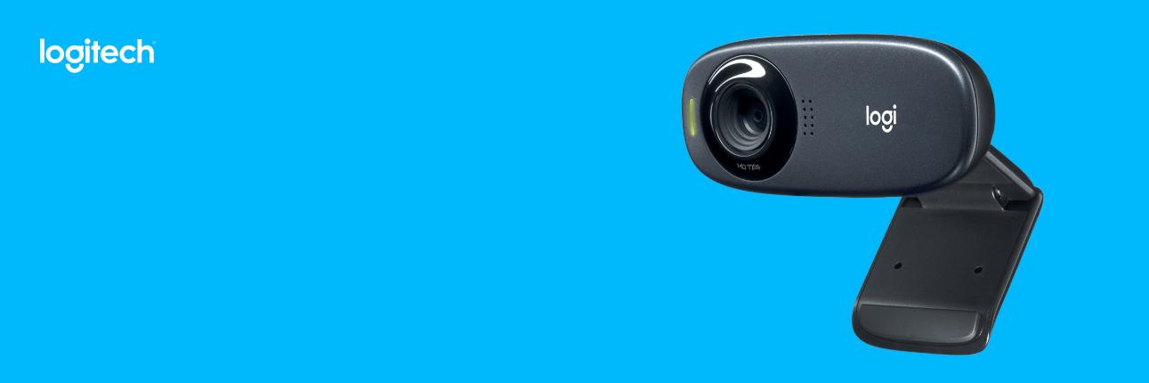Logitech C310 720p Webcam