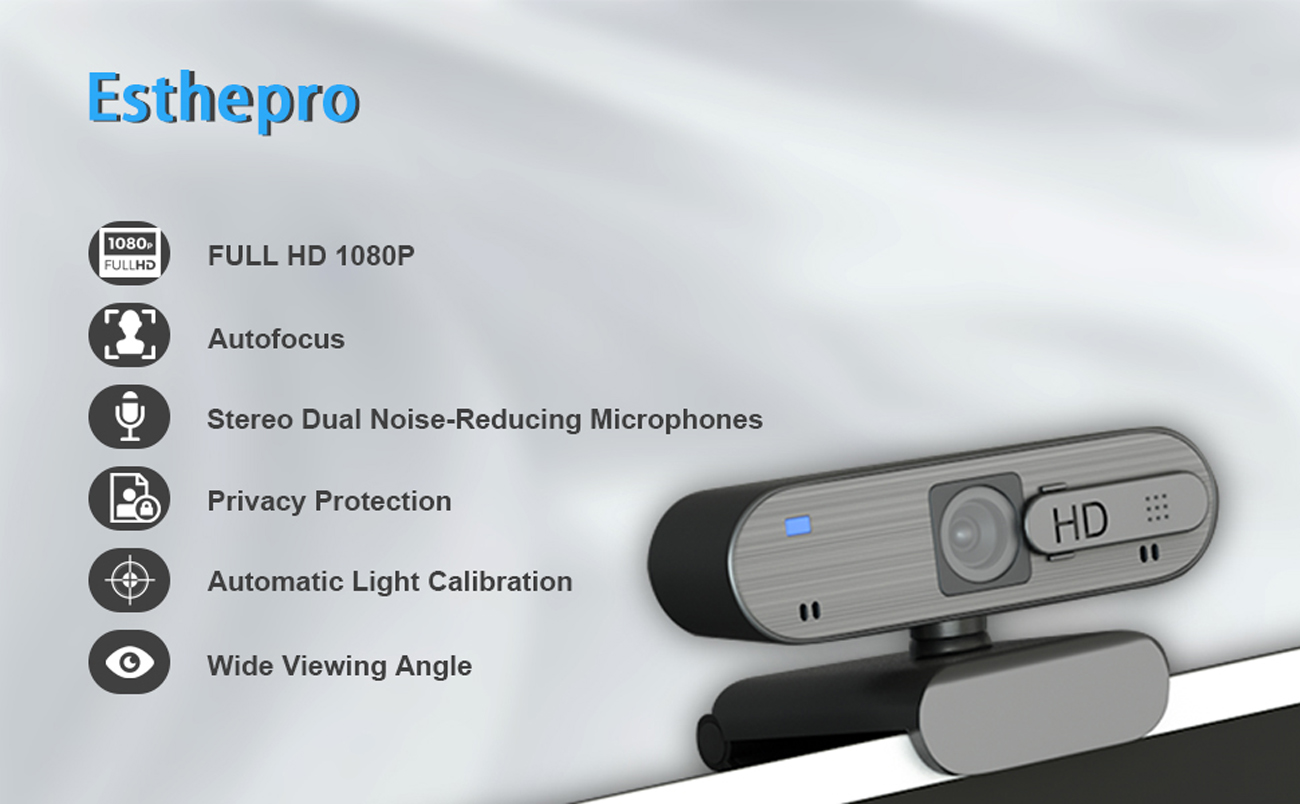 Esthepro Webcam