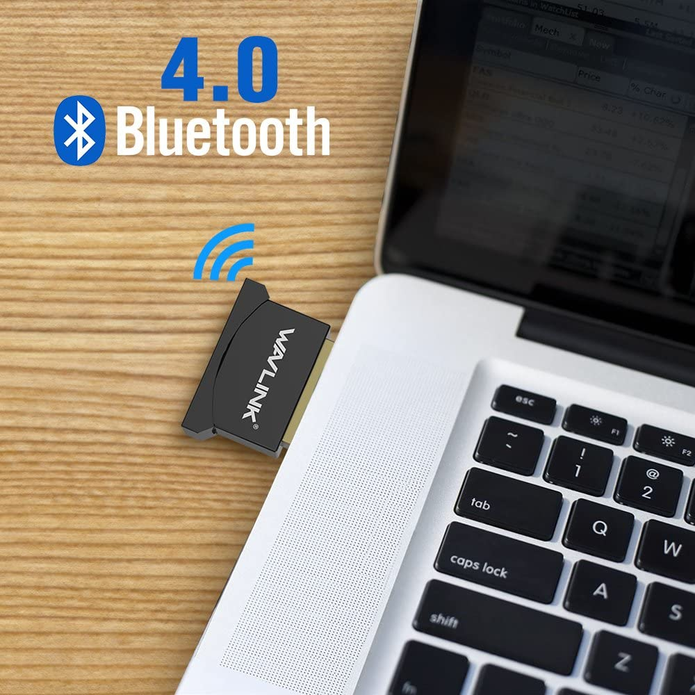 Wavlink Nano Wireless Bluetooth CSR 4.0 Dongle Adapter