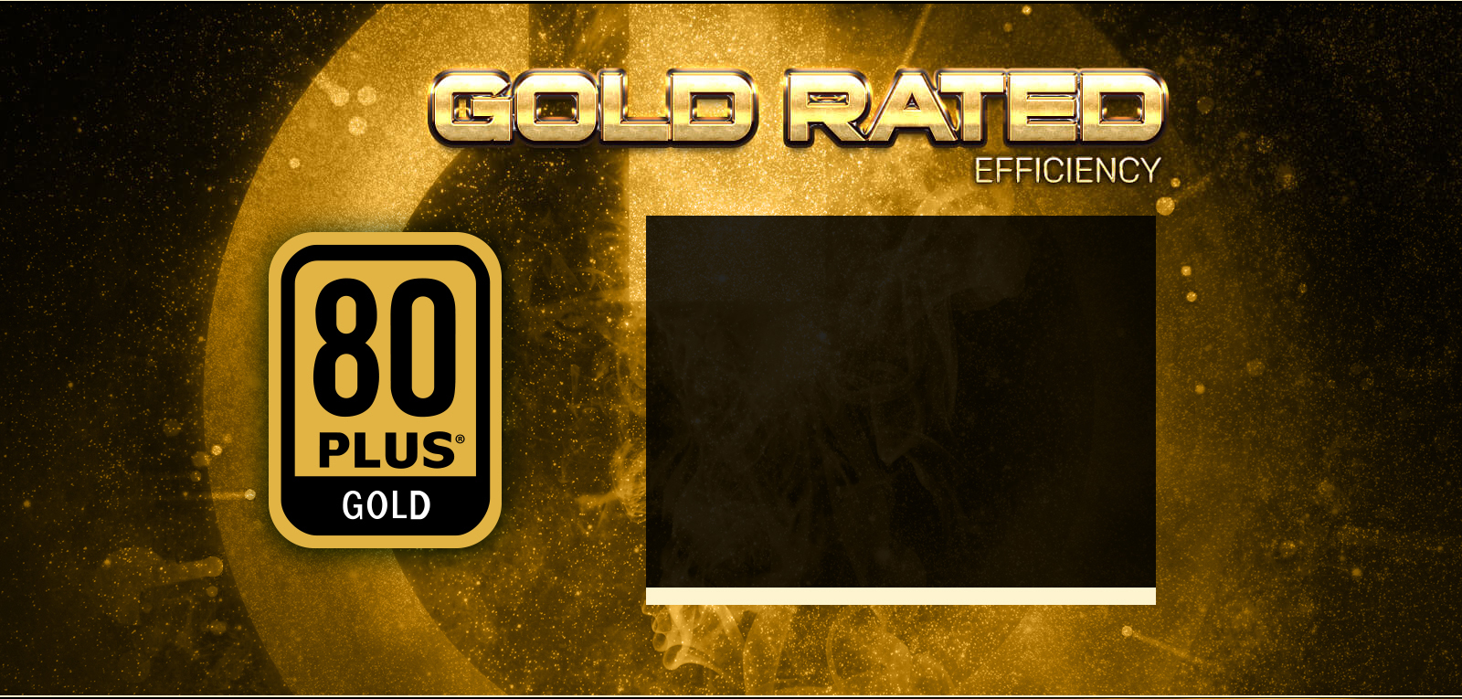 80 Plus gold icon