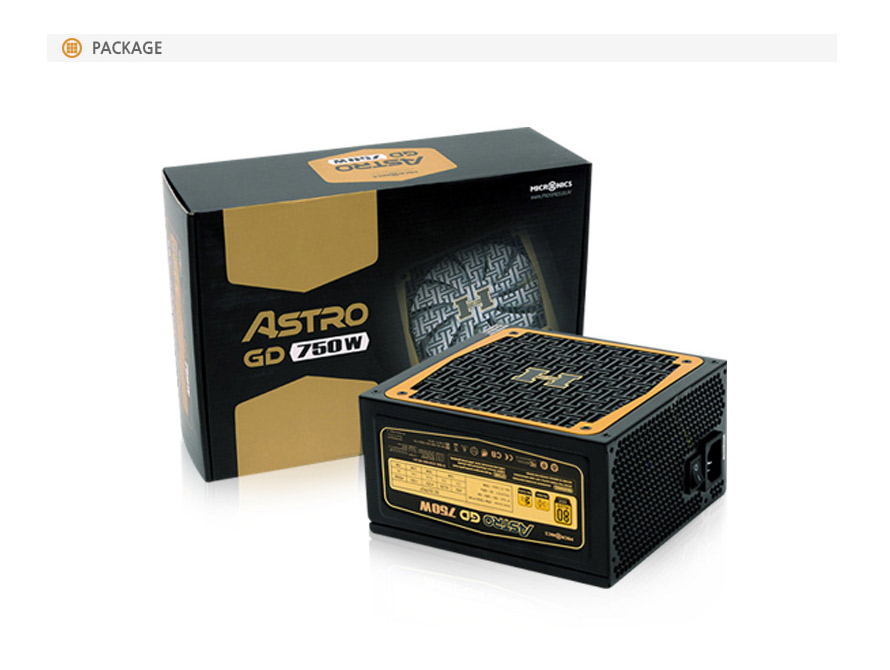 Micronics Astro Gold Series Ast 650w A Pfc Patented After