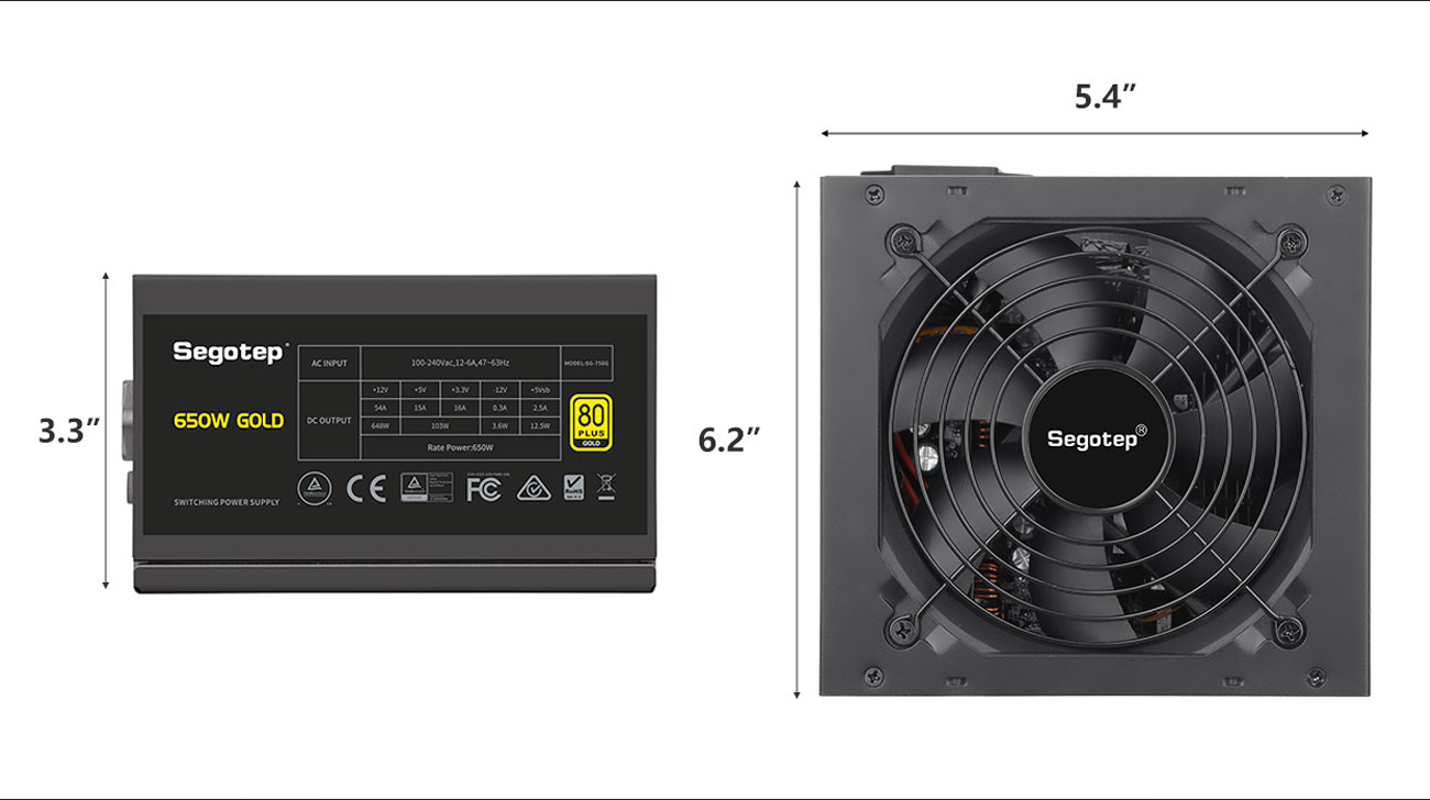 Segotep Power Supplies