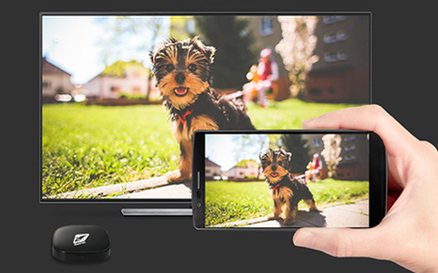 RockTek A2 4K UHD Android TV Box, Allwinner H3 Quad Core 1.5GHz CPU, 1GB DDR3 RAM, 8GB Flash Storage, Bluetooth 4.0, WIFI, 100M RJ45, RCA Output, Supported XBMC / Kodi