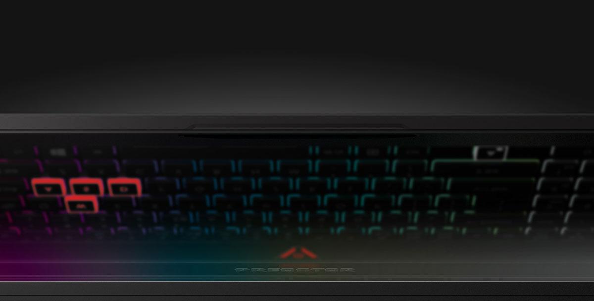 Acer Gaming Laptop Predator 17 G9-793-79V5 Intel Core i7 7th Gen 7700HQ  (2 80 GHz) 16 GB Memory 1 TB HDD 256 GB SSD NVIDIA GeForce GTX 1070 17 3