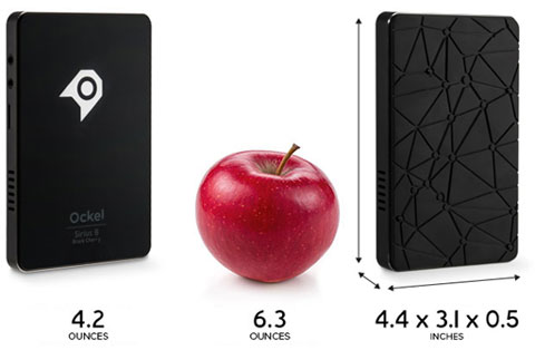 Ockel Sirius B Black Cherry | Powerful Windows 10 Mini Pocket PC | 32GB -  Newegg com