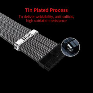 1STPLAYER PC Build Customization Mod Sleeve Extension Power Supply