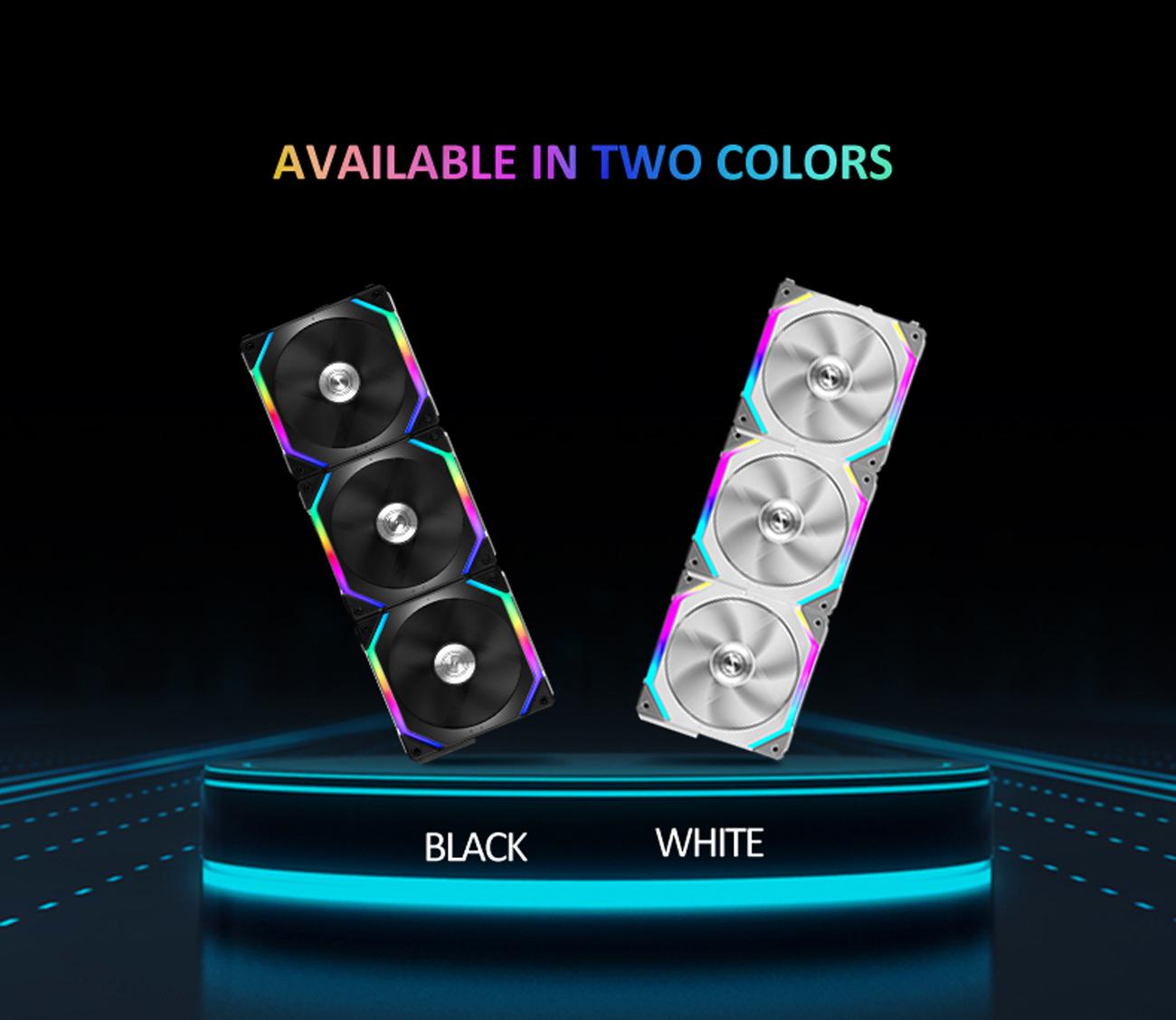 LIAN LI UNI FAN SL120 RGB WHITE 3X 12CM FAN PACK WITH CONTROLLER ---UF-SL120-3W  - Newegg.com