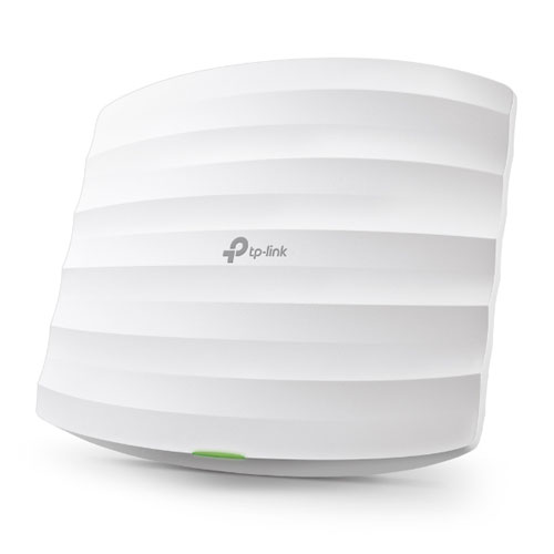 TP-Link EAP245 Access Point Angled to the Left
