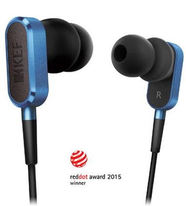 Earhook headphones akg - KEF M100 (Titanium Grey) Overview