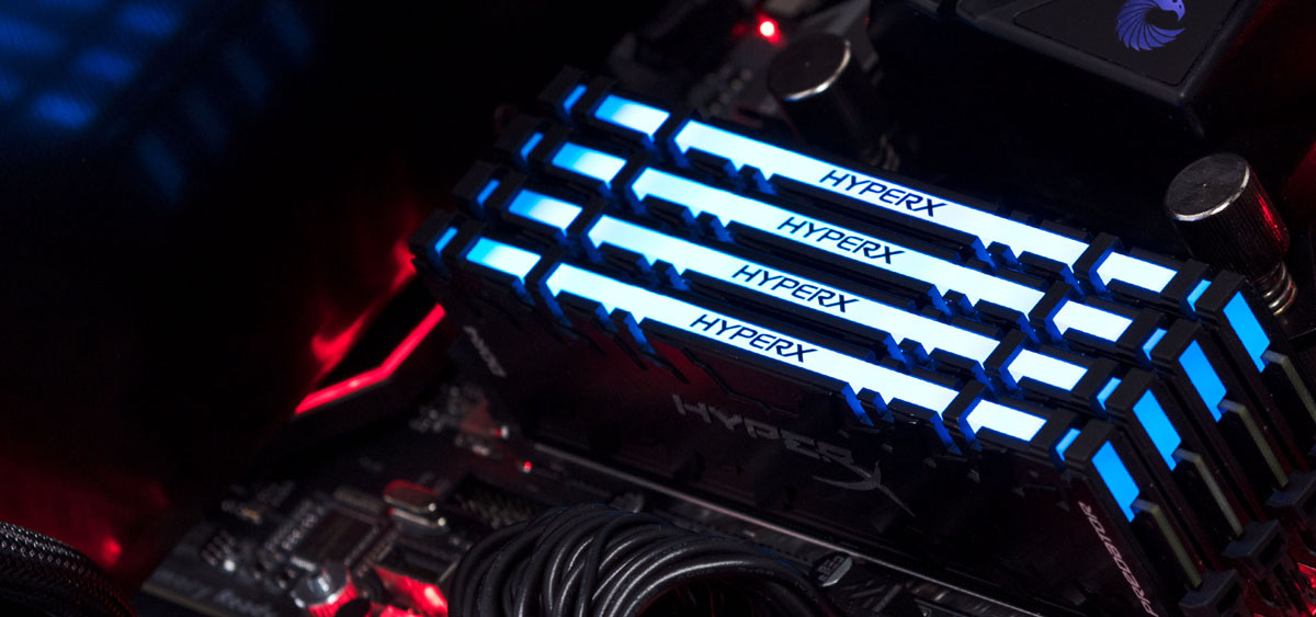 Wintronic Computers | Store > Memory > DDR4 > DDR4 3000 RGB