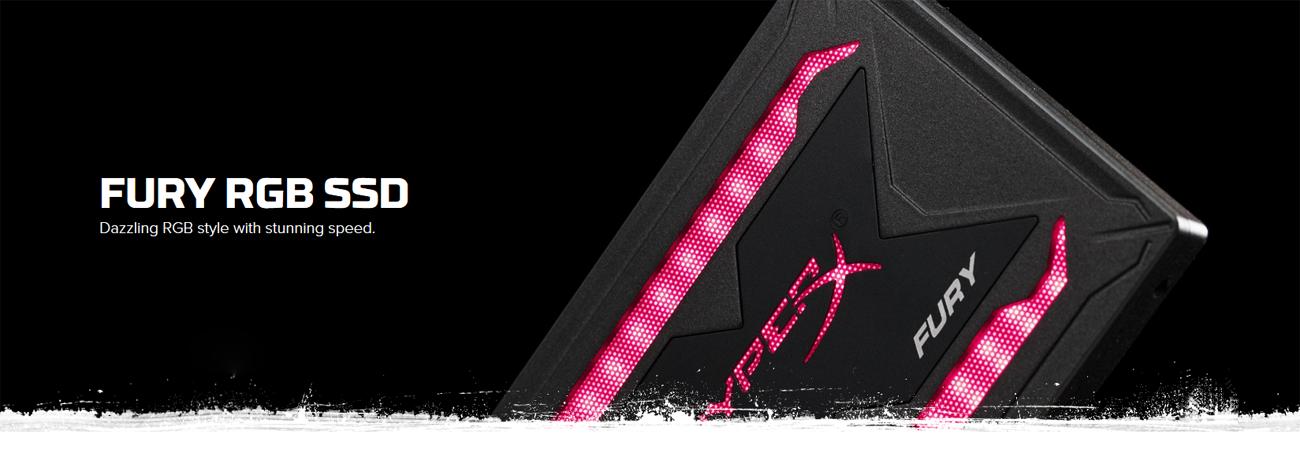 FURY RGB SSD
