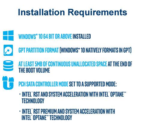 Intel Optane Memory - M 2 2280 16GB PCIe NVMe 3 0 x2 Memory