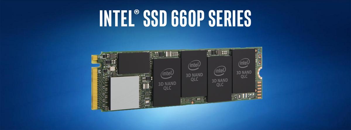Intel 660p Series M 2 2280 1TB PCIe NVMe 3 0 x4 3D2, QLC Internal Solid  State Drive (SSD) SSDPEKNW010T8X1 - Newegg com