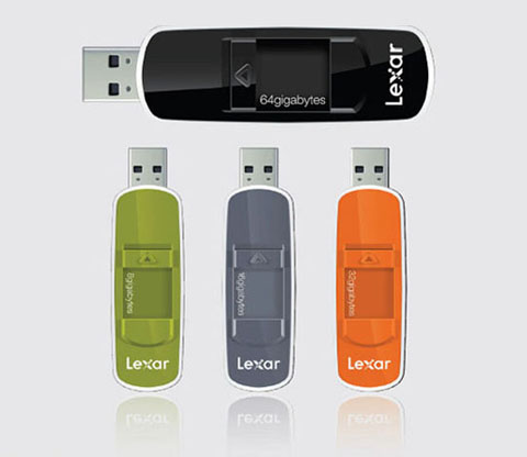 JumpDrive S70_mainview
