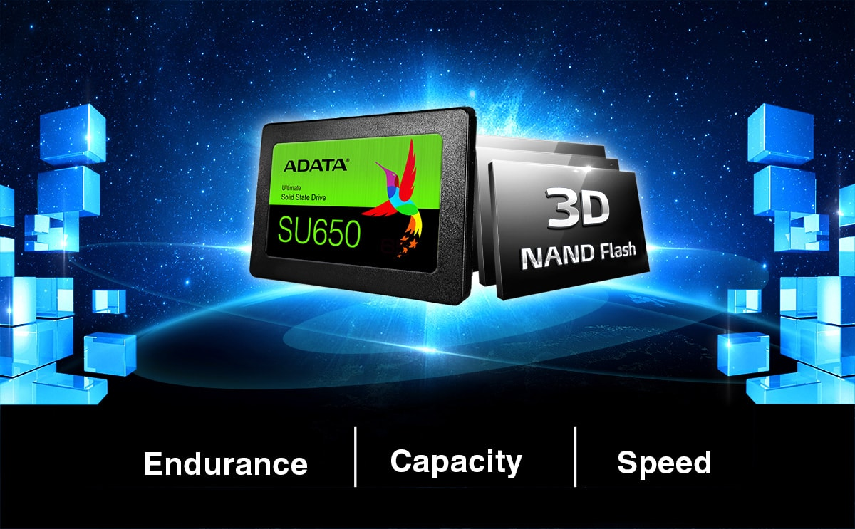3D NAND in an easy PC upgrade