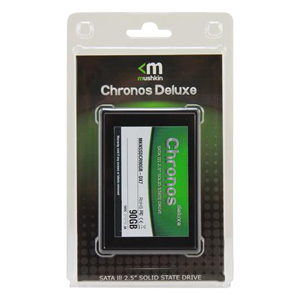 Mushkin Enhanced Chronos Deluxe 7mm Chronos Deluxe 90GB Solid State Drive(MKNSSDCR90GB-DX7)