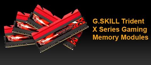 G.SKILL Trident X Series