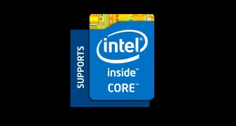Intel Inside Core XMP 2.0 Support Badge