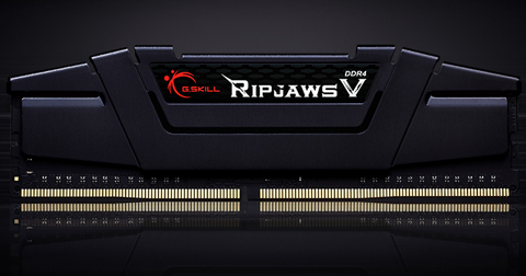 G SKILL Ripjaws V Series 8GB (2 x 4GB) 288-Pin DDR4 SDRAM DDR4 3200 (PC4  25600) Desktop Memory Model F4-3200C16D-8GVK - Newegg com