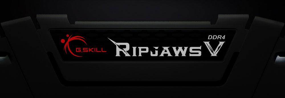 Feel the Rush of Ripjaws V