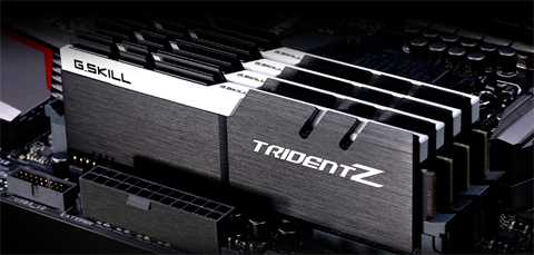 G SKILL TridentZ Series 16GB (2 x 8GB) 288-Pin DDR4 SDRAM DDR4 3600 (PC4  28800) Intel Z170 / Z270 / Z370 Desktop Memory Model F4-3600C15D-16GTZ -