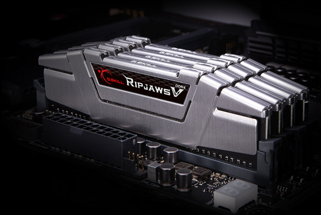 Ripjaws V DDR4 Memory