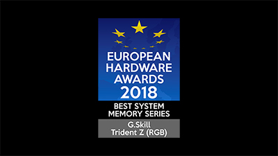 european hardware awards 2018