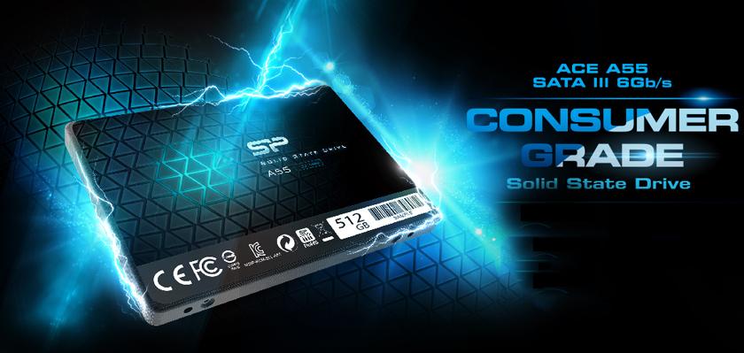 Silicon Power Ace A55 2 5