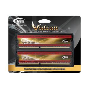Team Vulcan PC3 17000 DDR3 2133 4GBx2 Desktop Memory TLD38G2133HC10QDC01