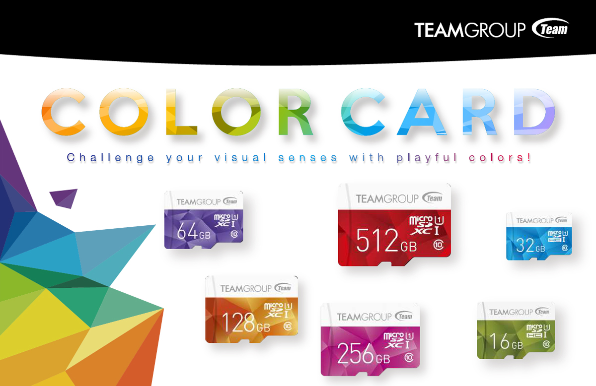Team Group 512gb Color Microsdxc Uhs I U1 Class 10 Memory Card With Teac Wiring Code General Information