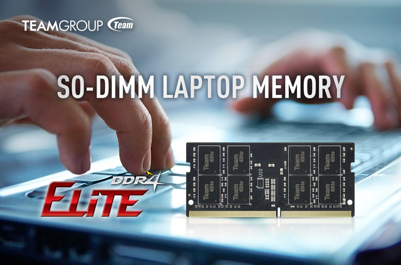 Team Laptop Memory