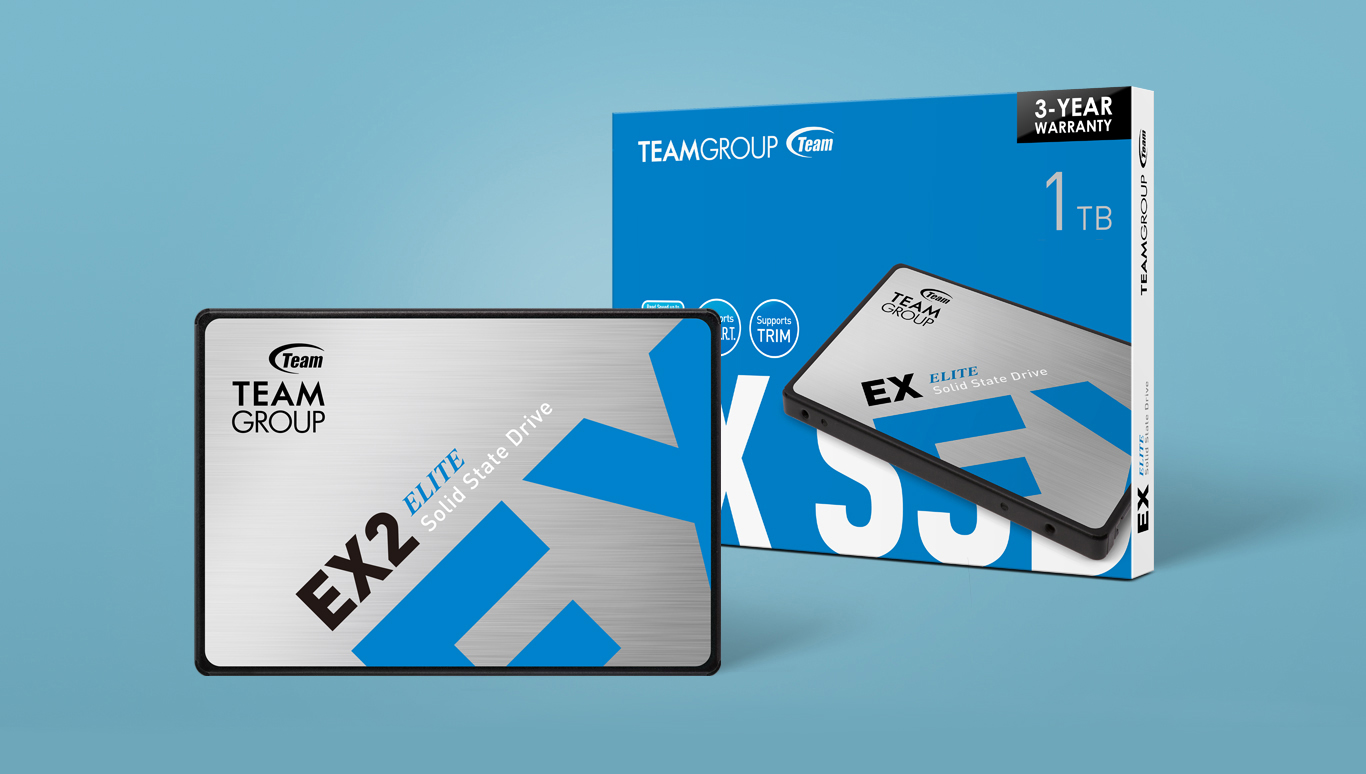 Team Group EX2 Solid State Drive
