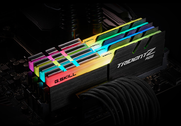 G.SKILL Desktop Memory