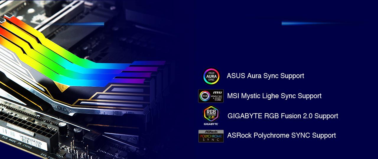 OLOy WarHawk RGB 16GB (2 x 8GB) 288-Pin DDR4 SDRAM DDR4 3200 (PC4 25600)  Desktop Memory Model MD4U083216BEDA - Newegg com