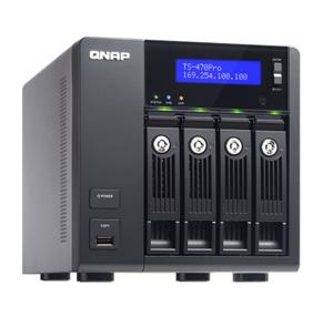 QNAP TS-470 NAS