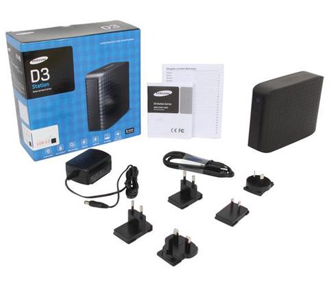 41be83ceb8c1 SAMSUNG D3 Station 6TB USB 3.0 3.5