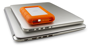 Exceptional LaCie Rugged Thunderbolt ...