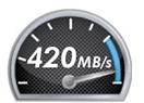 Thunderbolt 2 Speeds for the 4K Era