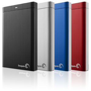 Seagate® Backup Plus Portable Drive