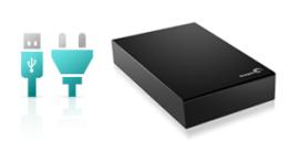 Disco duro externo Seagate® Expansion ™