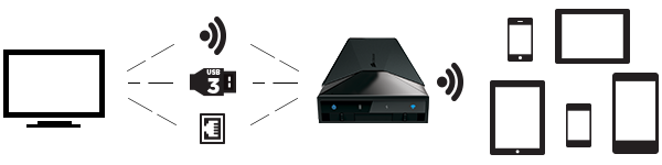 Voyager Air Home Network