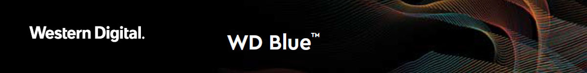WD Blue HDD banner