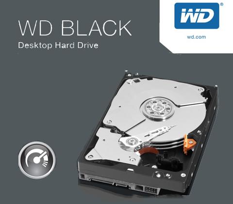 هارد دیسک Western 1TB
