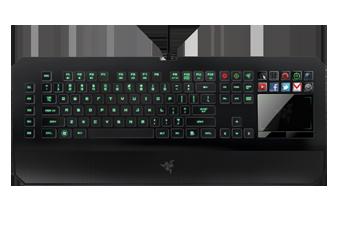 Razer DeathStalker Ultimate – Smart Gaming Keyboard
