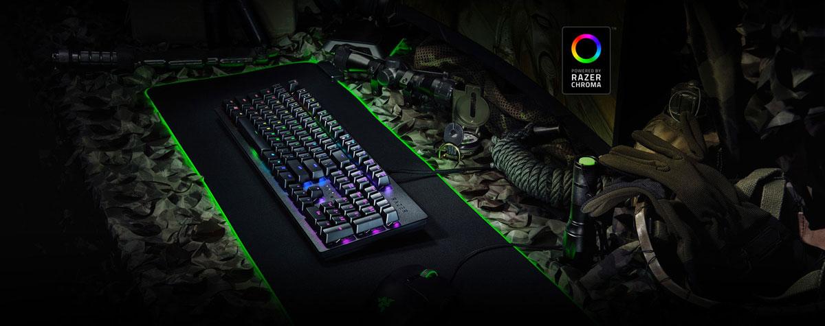 Razer Huntsman - Opto-Mechanical Gaming Keyboard - Newegg com