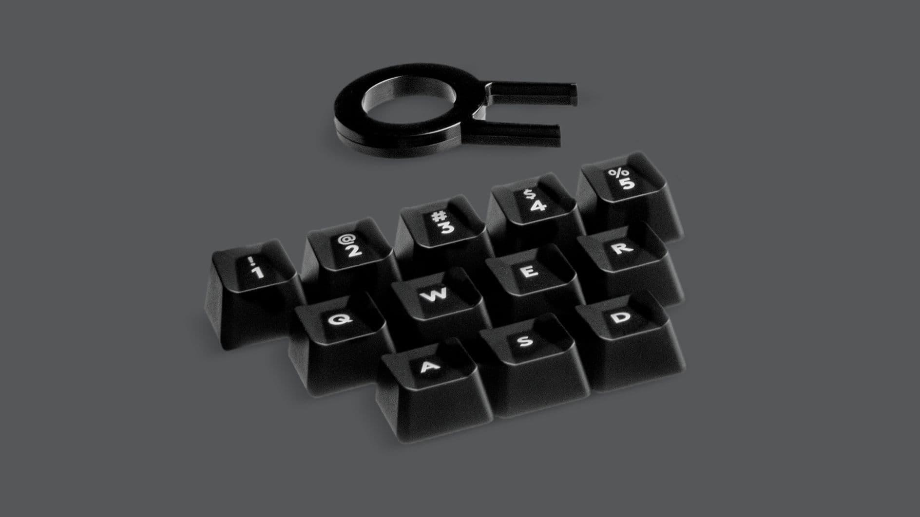 additional keycaps
