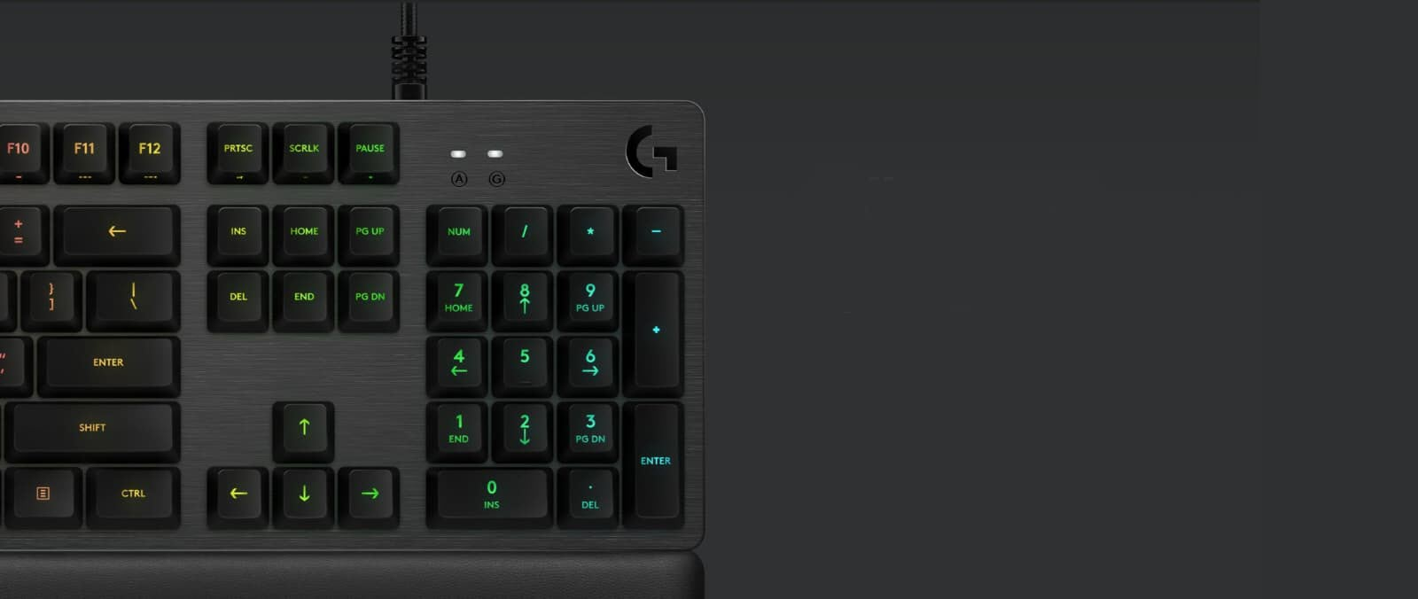 Logitech G513 RGB Backlit Mechanical Gaming Keyboard with GX Blue Clicky  Key Switches (Carbon) - Newegg com