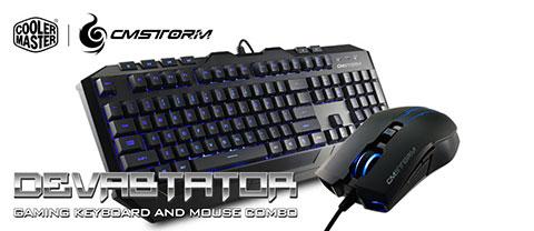 Cooler Master Sgb 3010 Kkmf1 Us Devastator Keyboard